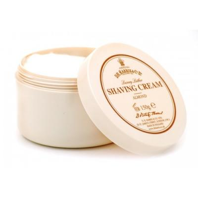ALMOND LUXURY LATHER SHAVING CREAM