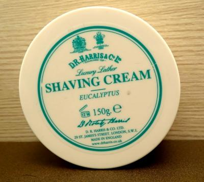 EUCALYPTUS SHAVING CREAM BOWL